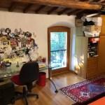 Villa Leopoldina Mq 400 Firenze Pontassieve 15 vani terreno 2,5 Ettari Appartamento Piano Primo (18)