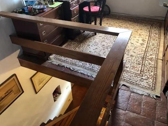 Villa Leopoldina Mq 400 Firenze Pontassieve 15 vani terreno 2,5 Ettari Appartamento Piano Primo (24)