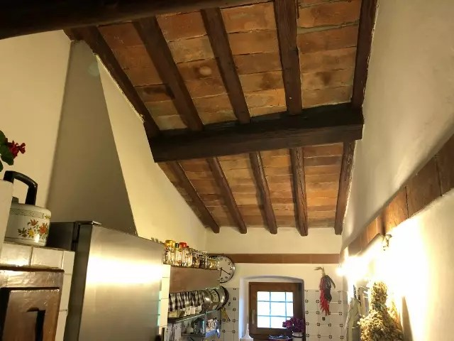 Villa Leopoldina Mq 400 Firenze Pontassieve 15 vani terreno 2,5 Ettari Appartamento Piano Primo (43)