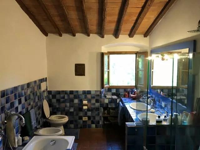 Villa Leopoldina Mq 400 Firenze Pontassieve 15 vani terreno 2,5 Ettari Appartamento Piano Primo (52)