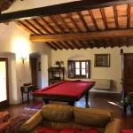 Villa Leopoldina Mq 400 Firenze Pontassieve 15 vani terreno 2,5 Ettari Appartamento Piano Primo (67)