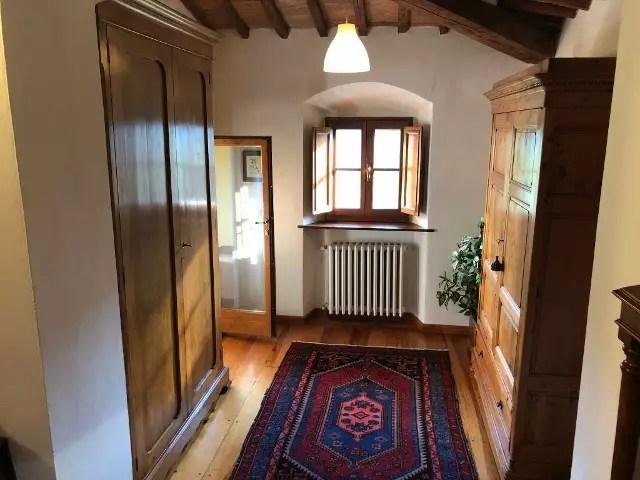 Villa Leopoldina Mq 400 Firenze Pontassieve 15 vani terreno 2,5 Ettari Appartamento Piano Primo (69)