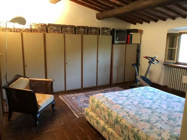 Villa Leopoldina Mq 400 Firenze Pontassieve 15 vani terreno 2,5 Ettari Appartamento Piano Primo (77)