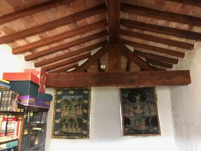 Villa Leopoldina Mq 400 Firenze Pontassieve 15 vani terreno 2,5 Ettari Appartamento Piano Primo (84)