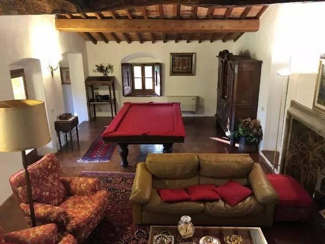 Villa Leopoldina Mq 400 Firenze Pontassieve 15 vani terreno 2,5 Ettari Appartamento Piano Primo (95)