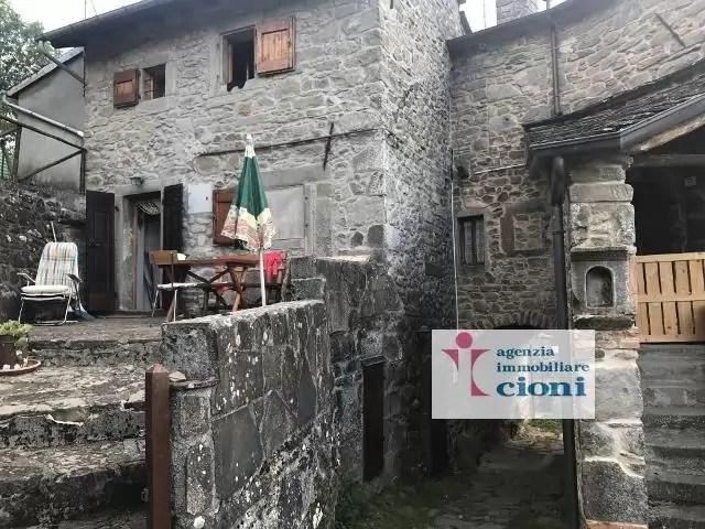 Villetta Terra tetto Fiumalbo Centro Trilocale Mq 70 (43)
