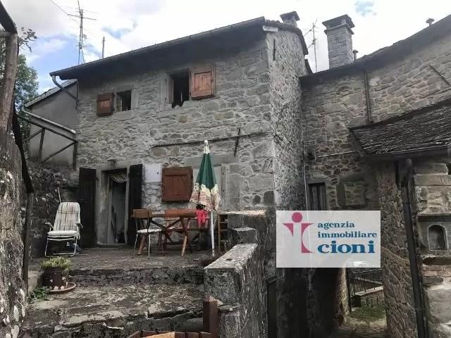 Villetta Terra tetto Fiumalbo Centro Trilocale Mq 70 (48)