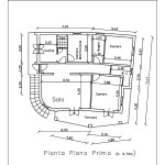 Villa Terra Tetto Sant'Anna Pelago Mq 250 Giardino Mq 600