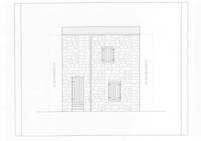 Appartamento Terra tetto Ristrutturato Fiumalbo Centro 3 Vani Mq 80 (3)