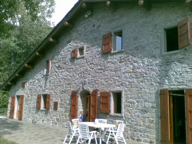 Villa Baita Fiumalbo Le Rotari 5 vani Mq 170 Ristrutturata (2)