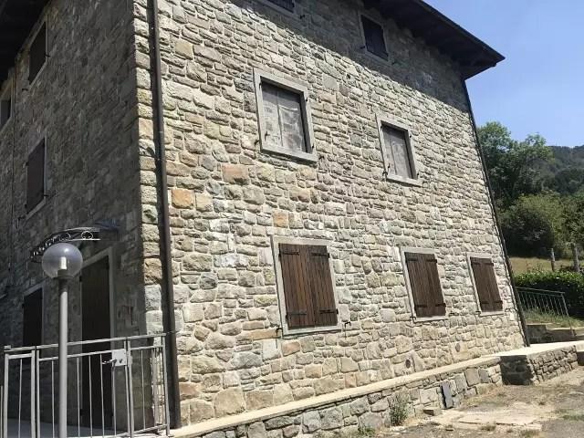 Appartamento Fiumalbo Frescarolo Mansarda Monolocale Mq 45 (77)