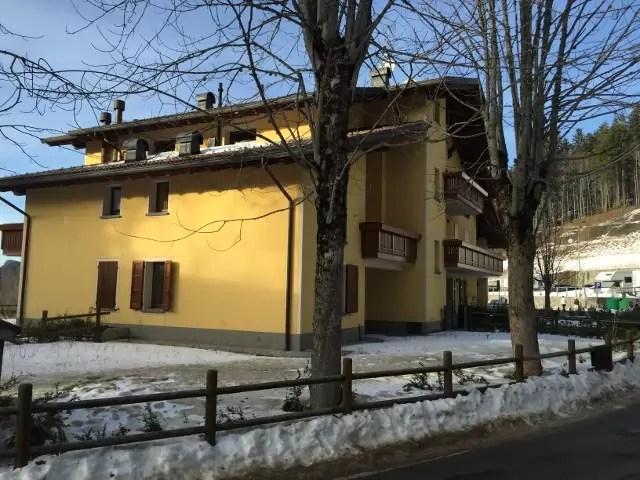 Mansarda Abetone Via Uccelliera Mq 100 Trilocale e Soppalco Mq 18 Secondo Piano Ascensore Due Garage (34)