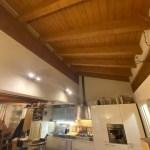 Mansarda Abetone Via Uccelliera Mq 100 Trilocale e Soppalco Mq 18 Secondo Piano Ascensore Due Garage (63)