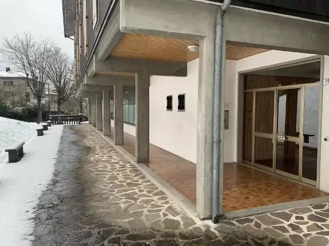 Mansarda Monolocale Mq 40 con Soppalco Mq 40 Fiumalbo Via Giardini quarto Piano Garage Cantina sottoteto (10)