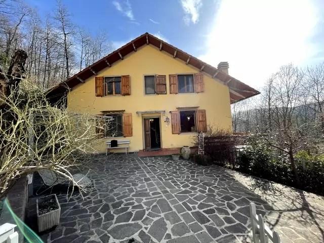 Villetta Bifamiliare Prunetta Quadrilocale Mq 110 Garage Giardino (1)
