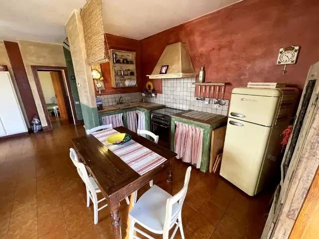 Villetta Bifamiliare Prunetta Quadrilocale Mq 110 Garage Giardino (56)