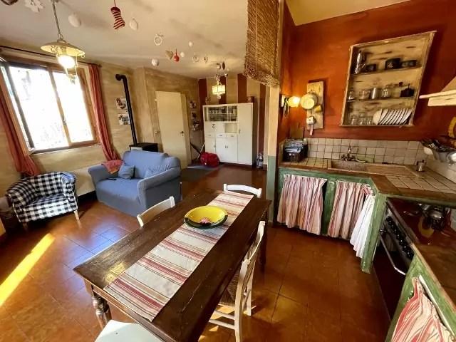 Villetta Bifamiliare Prunetta Quadrilocale Mq 110 Garage Giardino (57)