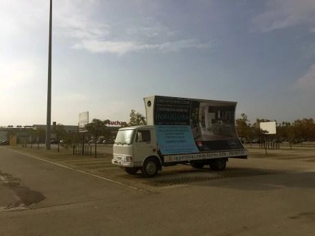 Porto Sant'Elpidio - Parcheggio Auchan