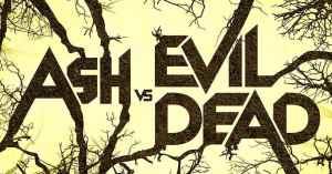 Ash v Evil Dead cover
