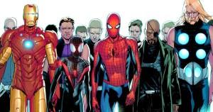 Spider-Man-Marvel