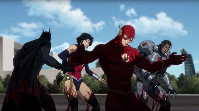 photo.La-Ligue-des-Justiciers-vs-Les-Teen-Titans.181699
