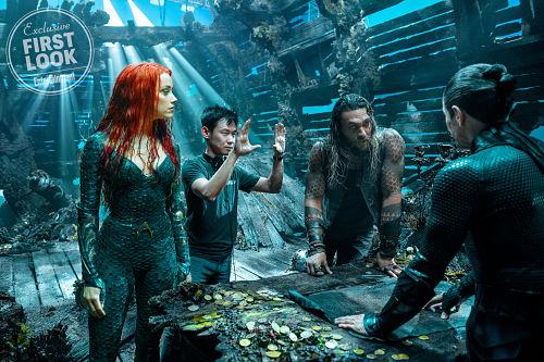 New 'Aquaman' Images Give Closer Look At Atlantis, Fisherman