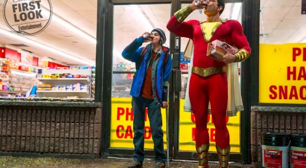 Shazam! Soars Onto 4K UHD & Blu-Ray In July - Age of The Nerd