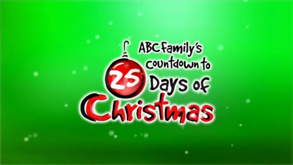 "342c116e9a98c3 ABC celebrates the most wonderful time of the year with special ""25 Days of  Christmas"" programming starting Dec. 1st. The network joins Freeform"