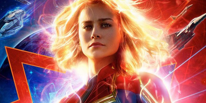 Captain Marvel Blu-Ray Review - Age of The Nerd