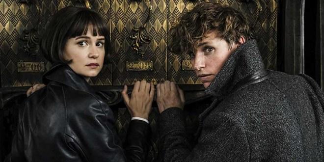 Fantastic Beasts: The Crimes Of Grindelwald 4K Blu-Ray