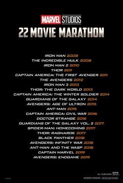 AMC Marvel Marathon