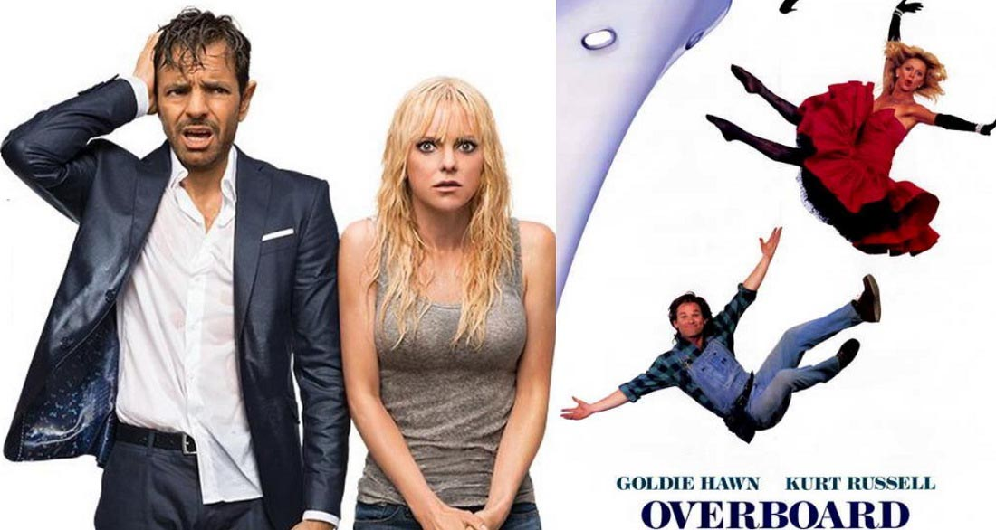 Movie Poster 2019: Overboard Movie 2018 Certificate