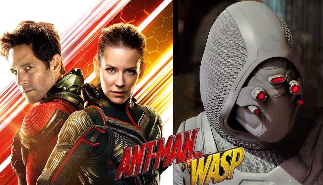 Movie Poster 2019: Ant-Man And The Wasp Age Rating