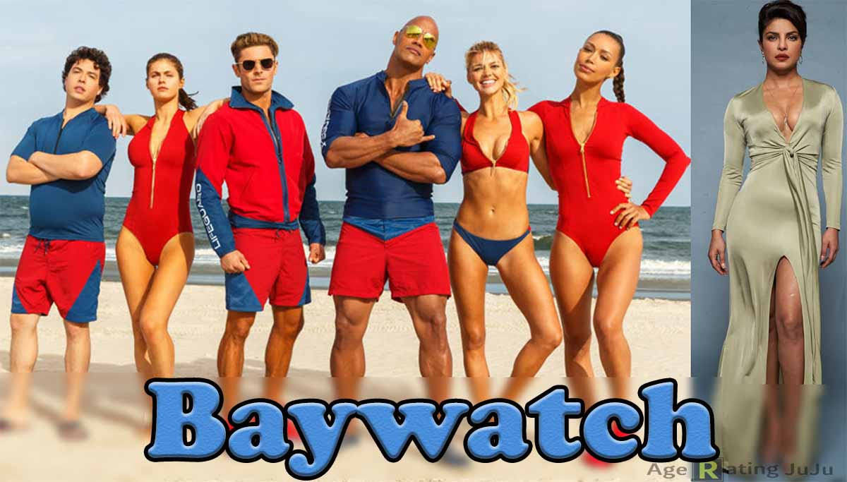 Baywatch Age Rating Baywatch Movie 2018 Age Restriction Certificate