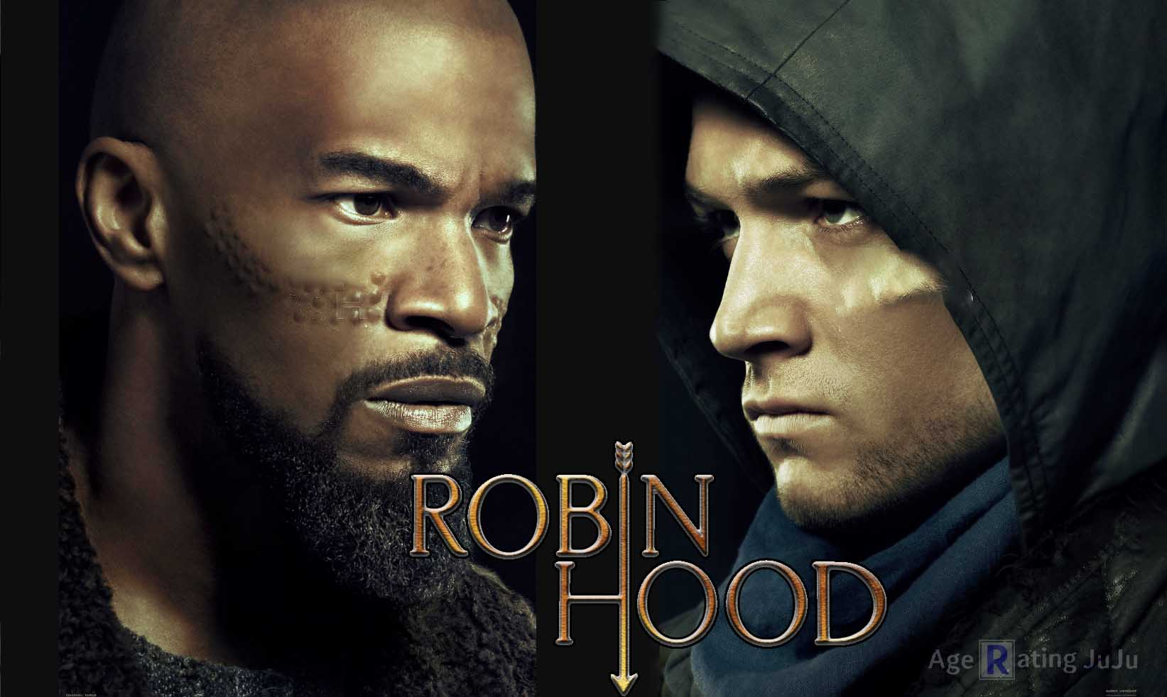 2018 Movie Posters: Robin Hood Movie 2018 Age