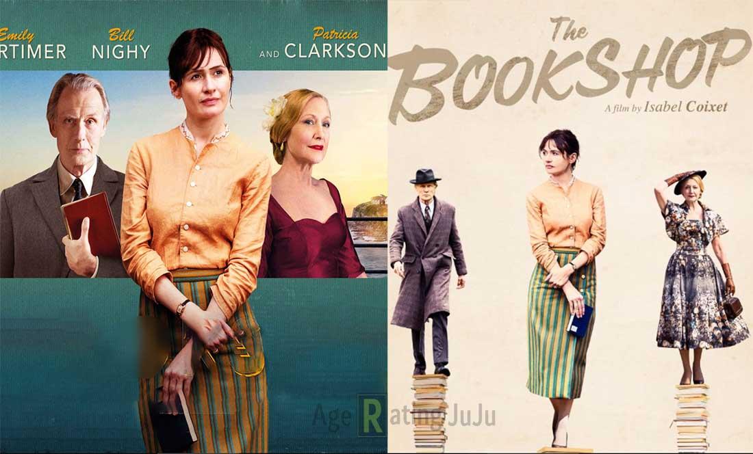 Movie Poster 2019: The Bookshop Movie 2017 Age