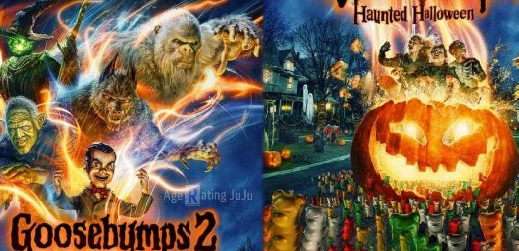 Goosebumps 2 haunted halloween age rating 2018 - Goosebumps wallpaper ...