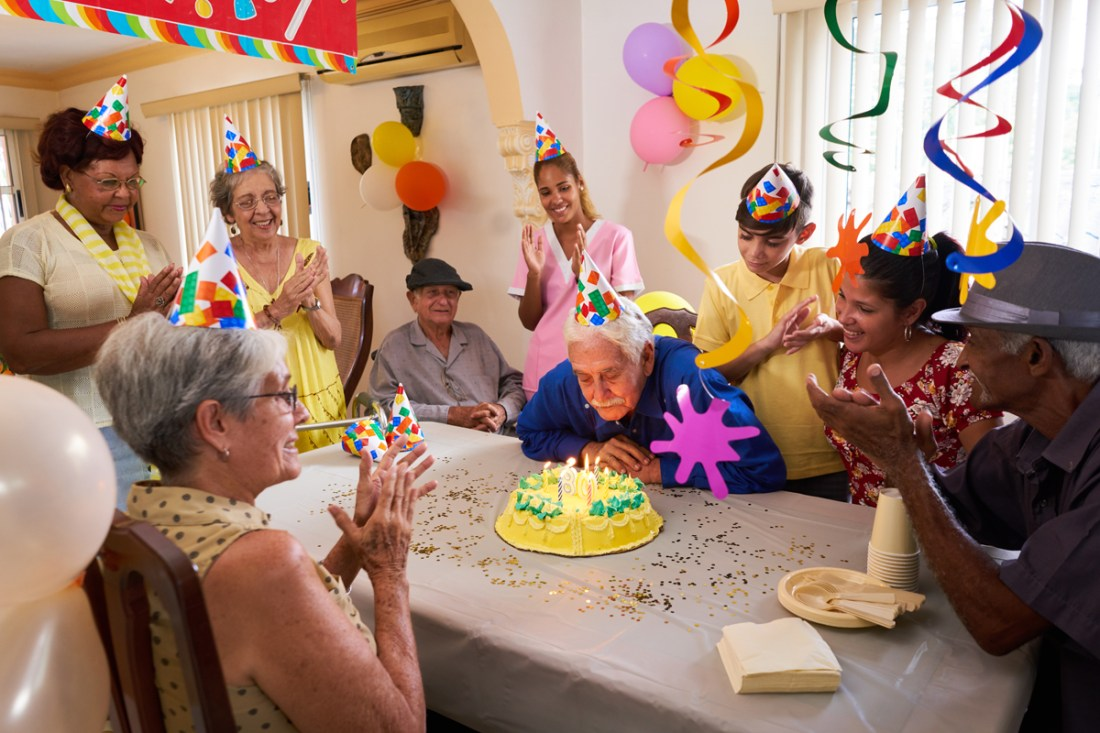 Adult Day Programs & Senior Centers