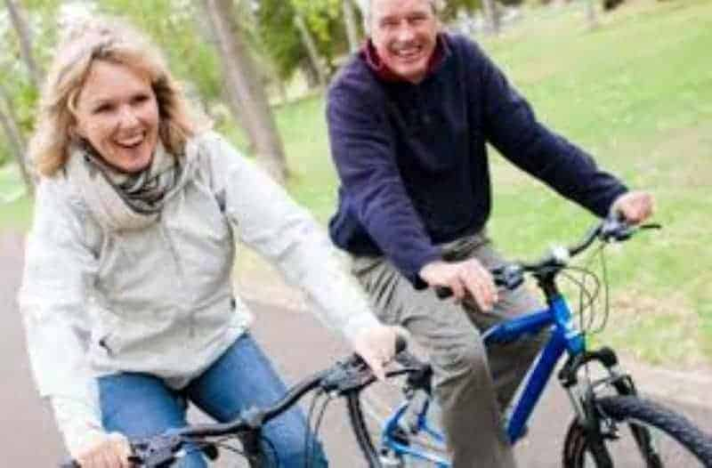 cycling in your 50s and 60s