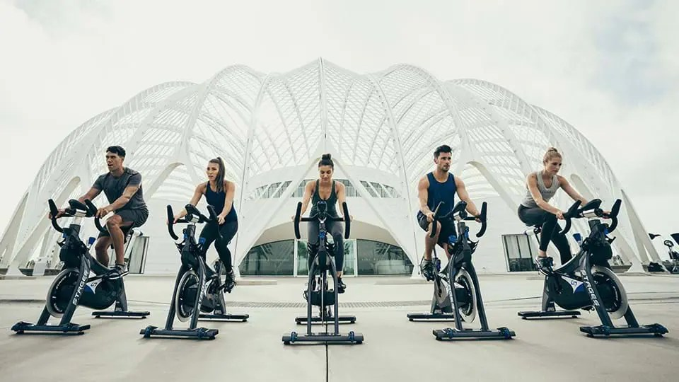 anti-ageing power of cycling
