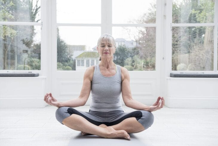 yoga improves mental and physical health