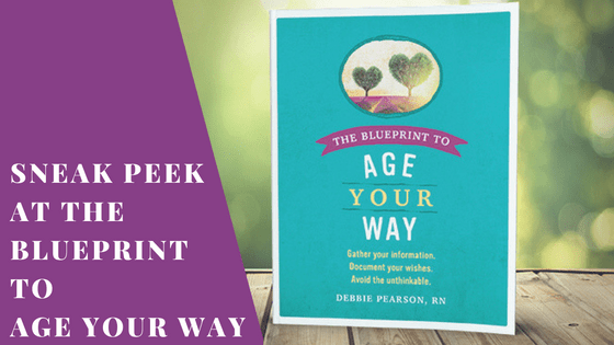 Sneak Peek at The Blueprint to Age Your Way