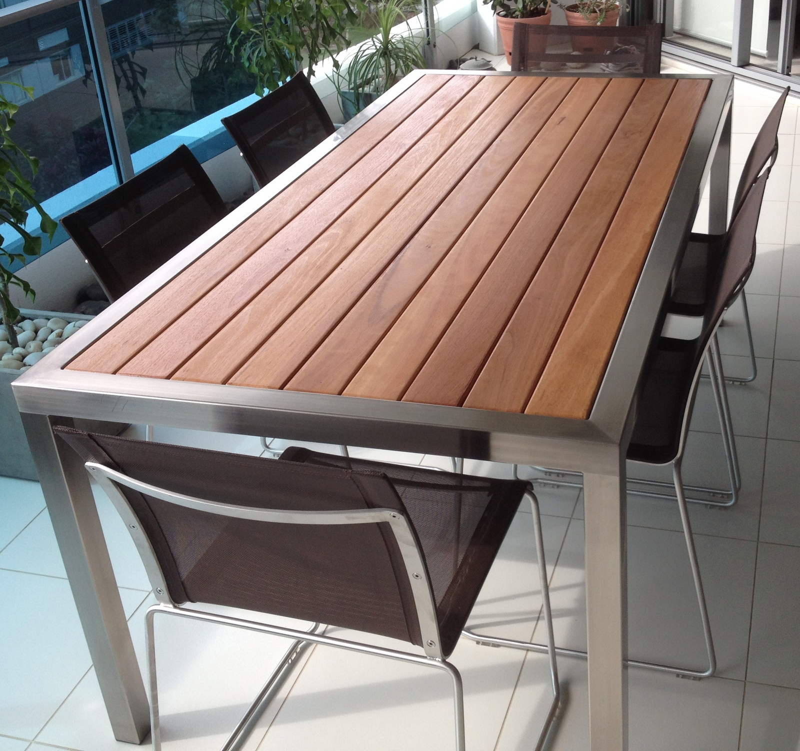 metal outdoor table and chairs australia full massage chair galaxy with benches dining tables brisbane agfc