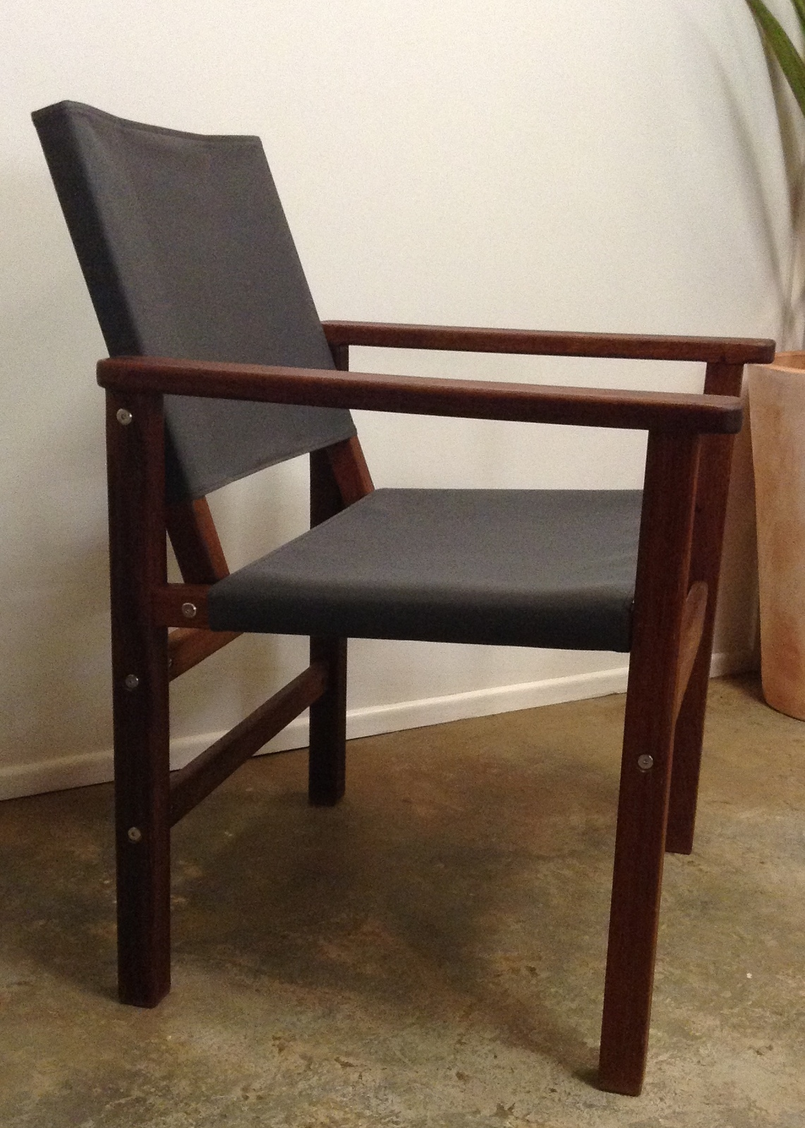 Replacement outdoor canvas chair slings  Australian