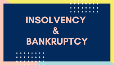Insolvency Bankruptcy