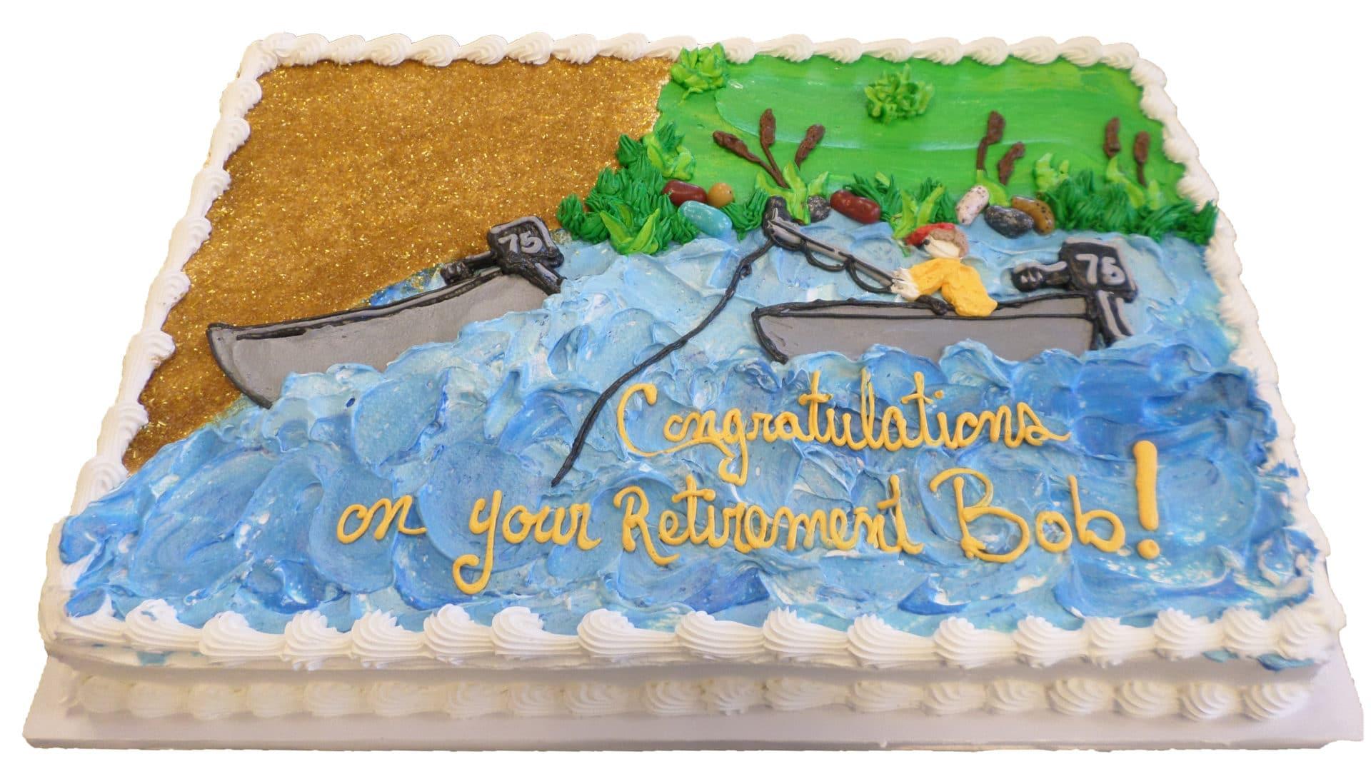 Retirement Cake 5