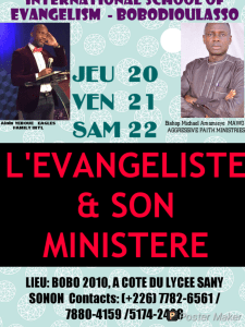Burkina Faso School of Evangelism
