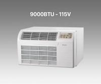 26 Air Conditioner 9000BTU, Heat Pump, T2600 Through-The ...