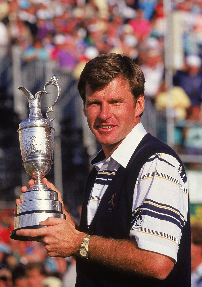 Royal and Ancient Golf Club Honours Faldo and Lyle  Asian