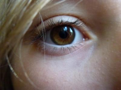 Agi K eye